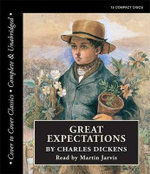 Great Expectations : Cover to Cover Classics - Charles Dickens