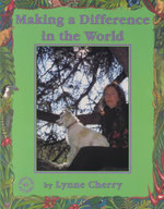 Making a Difference in the World : Meet the Author (R.C. Owen) - Lynne Cherry