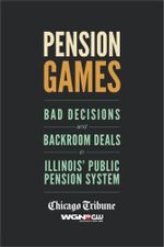 Pension Games : Bad Decisions and Backroom Deals in Illinois' Public Pension System