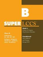 SUPERLCCS 14 Schedule Bl-Bq : Rel Hind Judaism Islam Budd