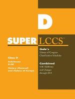 SUPERLCCS 14 Schedule D-Dr : SUPERLCCS 14 Schedule D-Dr