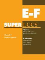 SUPERLCCS 14 Schedule E-F : History: America