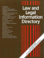 Law & Legal Information Directory : Law & Legal Information Directory