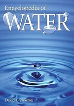 Encyclopedia of Water - David E. Newton