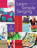 Learn Simple Serging - Diana Cedolia