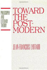 Toward the Postmodern : Continuum Impacts - Jean-Francois Lyotard