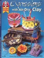 Expressions with Air-Dry Clay - Suzanne McNeill