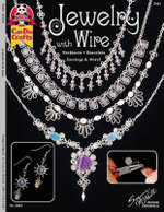 Jewelry with Wire : Necklaces Bracelets Earrings & More! - Suzanne McNeill