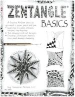 Zentangle(R) Basics : A Creative Artform Wher All You Need Is Paper Pencil & Pen - Suzanne McNeill