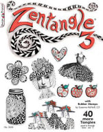Zentangle(R) 3 : 3 - Suzanne McNeill