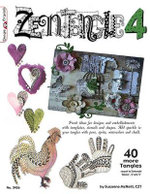 Zentangle(R) 4 : 4 - Suzanne McNeill