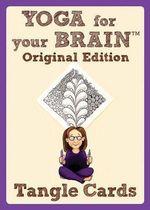 Yoga for Your Brain Original Edition : Tangle cards - Sandy Steen Bartholomew