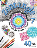 Zentangle (R)7: 7 : Inspiring Circles, Zendalas & Shapes - Suzanne McNeill