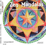 Zen Mandalas : Sacred Circles Inspired by Zentangle - Suzanne McNeill