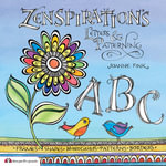 Zenspirations : Letters & Patterning - Joanne Fink