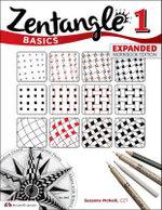 Zentangle 1 Basics, Expanded Workbook Edition - CZT Suzanne McNeill