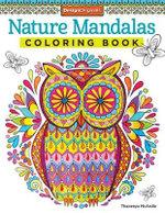 Nature Mandalas Coloring Book - Thaneeya McArdle