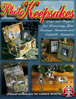Photo Keepsakes : Over 100 Projects for Preserving Your Precious Memories and Valuable Mementos - Suzanne McNeill