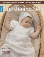 Timeless Christening Sets - Judy Lamb