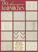 99 Knit Stitches - Leisure Arts