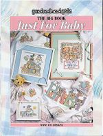Big Book Just for Baby : Cross Stitch - Kooler Design Studio