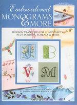 Embroidered Monograms & More - Banar Designs