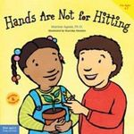 Hands Are Not for Hitting : Fudge Series - Martine Agassi