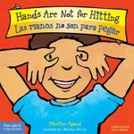 Las Manos No Son Para Pegar/Hands Are Not For Hitting - Martine Agassi