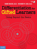 Differentiation for Gifted Learners : Going Beyond the Basics - Diane Heacox