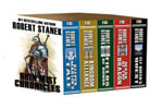 Complete Ruin Mist Chronicles (Keeper Martin's Tale / Kingdom Alliance / Fields of Honor / Mark of the Dragon / Elf Queen's Quest) - Robert Stanek