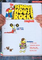 The School House Rock Songbook - Cherry Lane Music