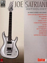 Play it Like it is: Anthology : Joe Satriani - Cherry Lane Music