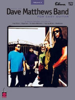 Best of Dave Matthews Band for Easy Guitar - Cherry Lane Music