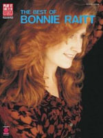 The Best of Bonnie Raitt - Cherry Lane Music
