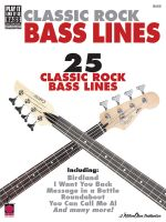 Classic Rock Bass Lines - Cherry Lane Music