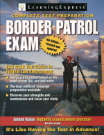Border Patrol Exam - Learning Express LLC