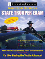 State Trooper Exam - Learningexpress LLC