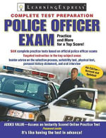 Police Officer Exam - Elizabeth Chesla