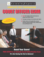 Court Officer Exam : Second Edition - LearningExpress LLC