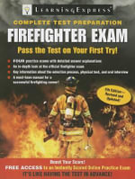 Firefighter Exam : Complete Test Preparation - Learningexpress LLC