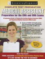 Medical Assistant Exam : Preparation for the CMA and RMA Exams - Learningexpress LLC