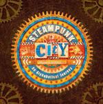 Steampunk City : an Alphabetical Journey - Manuel Sumberac