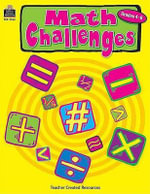Math Challenges, Grades 4-6 : Student Edition Third Edition 1997 - Robert W Smith