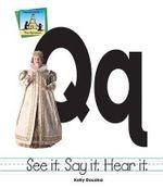 Qq : Alphabet