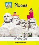 Places : SandCastle: Capital Letters - Pam Scheunemann