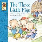 The Three Little Pigs - Patricia Seibert