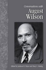 Conversations with August Wilson : Literary Conversations