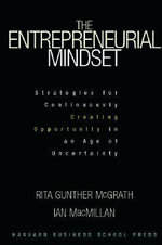 The Entrepreneurial Mindset - Rita Gunther McGrath