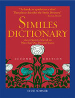 Similes Dictionary - Elyse Sommer