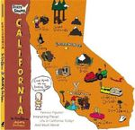 State Shapes California - Erik A Bruun